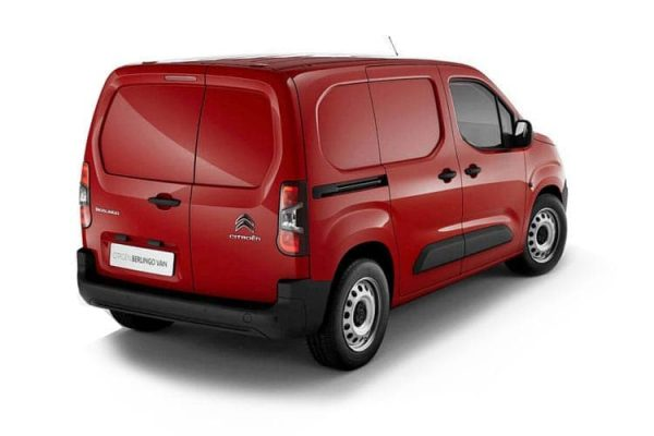 Berlingo 3 Dorset Van Leasing