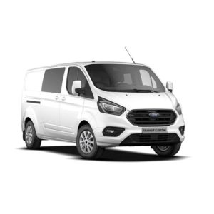 Ford Transit Custom Double Cab in Van Dorset Van Leasing