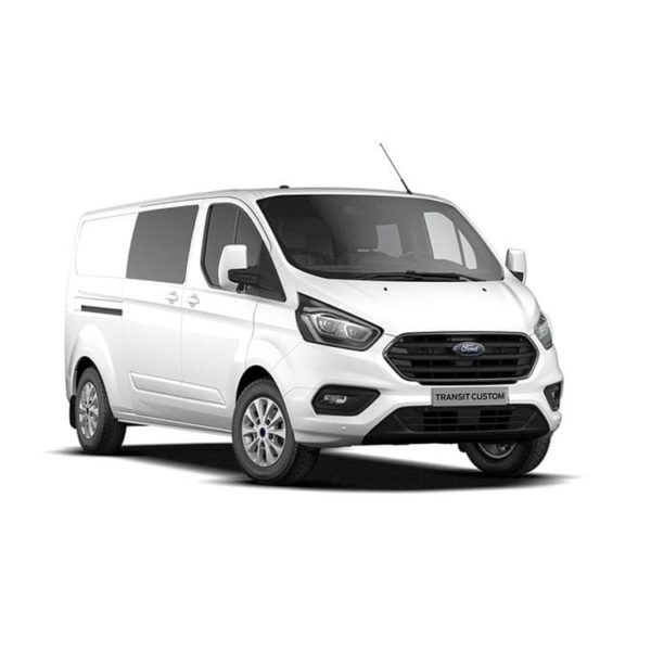 Ford Transit Custom Double Cab in Van Dorset Van Leasing