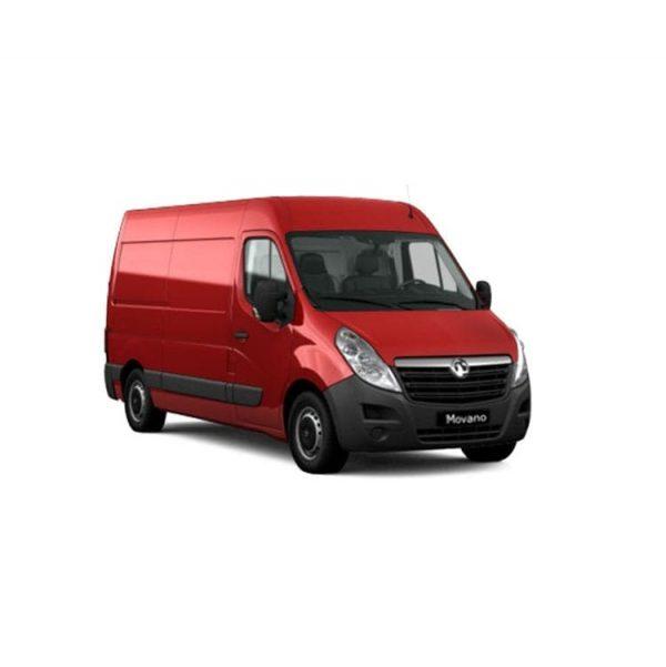 Dorset Van Leasing Vauxhall Movano