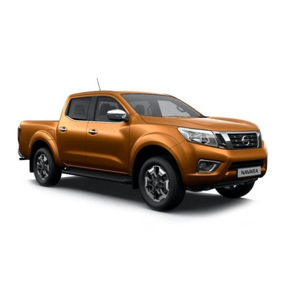 Dorset Van Leasing Nissan Navara Pick Up